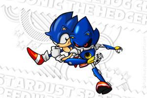 Sonic Generacin' by Pokii-kun