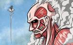 Attack on Titan by Pokii-kun