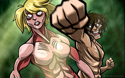 Attack on (Female) Titan