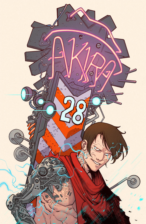 akira by cliff-rathburn
