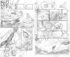 2 pencils pages