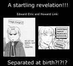 A startling revelation