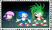Sonic Underground Stamp by manknux5667