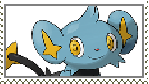 Shinx stamp by manknux5667