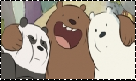 We Bare Bears Stamp by manknux5667