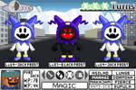 Shin Megami Tensei GBA mock-up - Vs. Black Frost