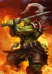WoW Cover 'Orc'