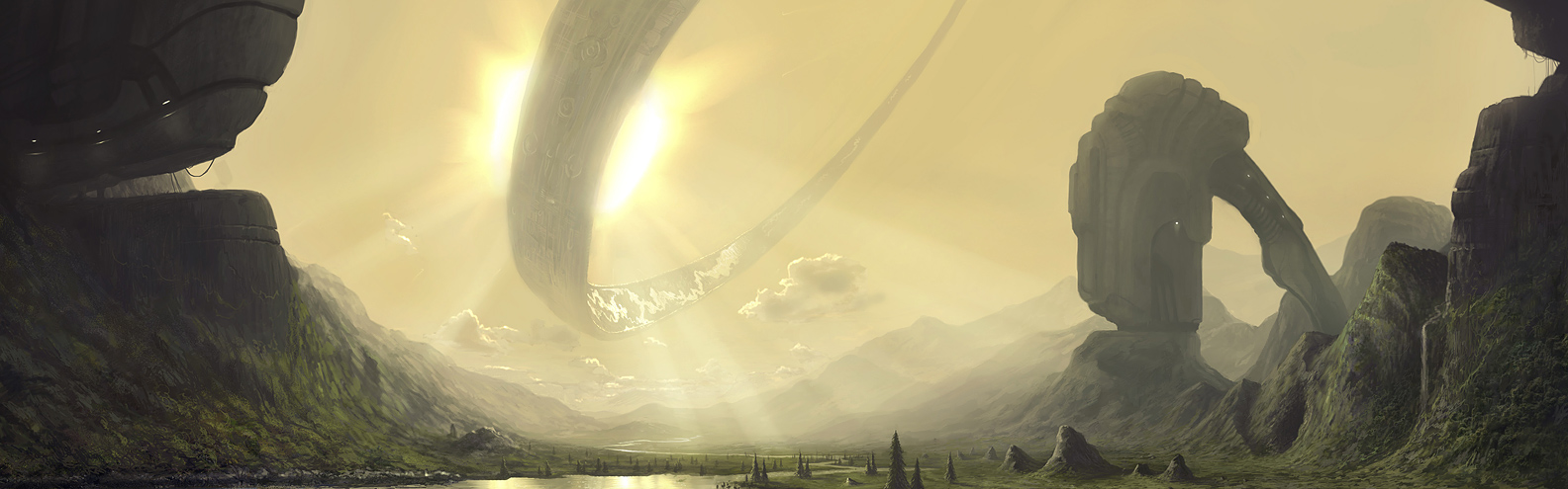 Halo Eclipse by PRDart