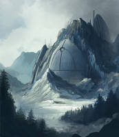 Snow Base 2 by PRDart