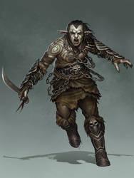 Goblin illustration for Tellest