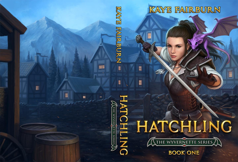 Hatchling Cover Art