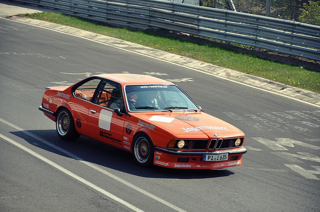 BMW 635 csi by ~Spliddi on