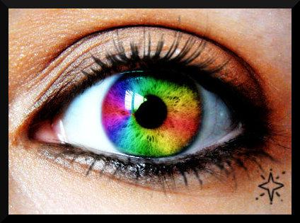 Rainbow Eye Version 2.0... by nemotional-fool