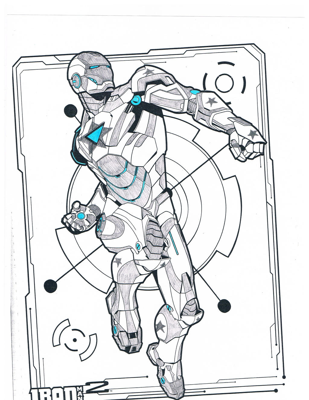 Personalized Iron Man armor by DisturbianWarfare on DeviantArt