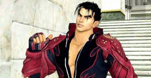 Jin Kazama Mastermind