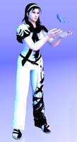 Jun Kazama : Personality