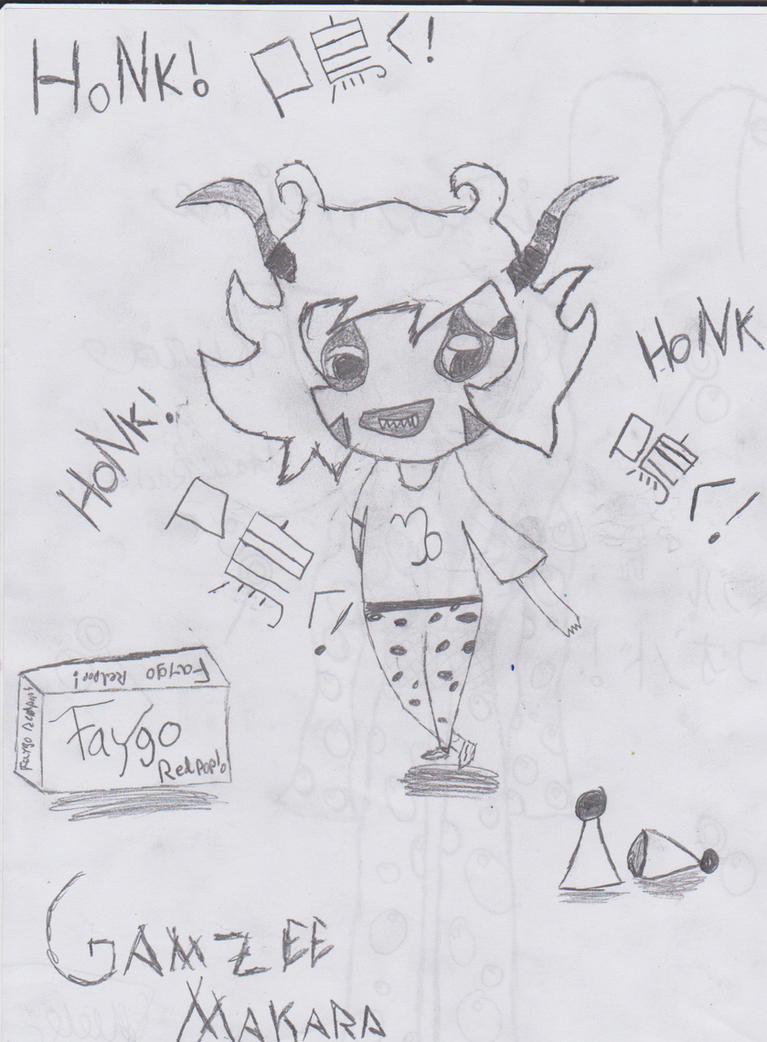 HoNkHoNk by MomoXmorgeE