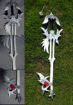 Lost Memory Keyblade Commission