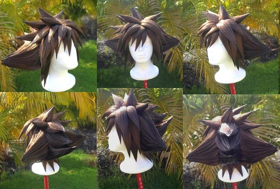 Sora Wig Commission by RHatake