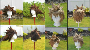 Sora and Roxas Wig Commissions