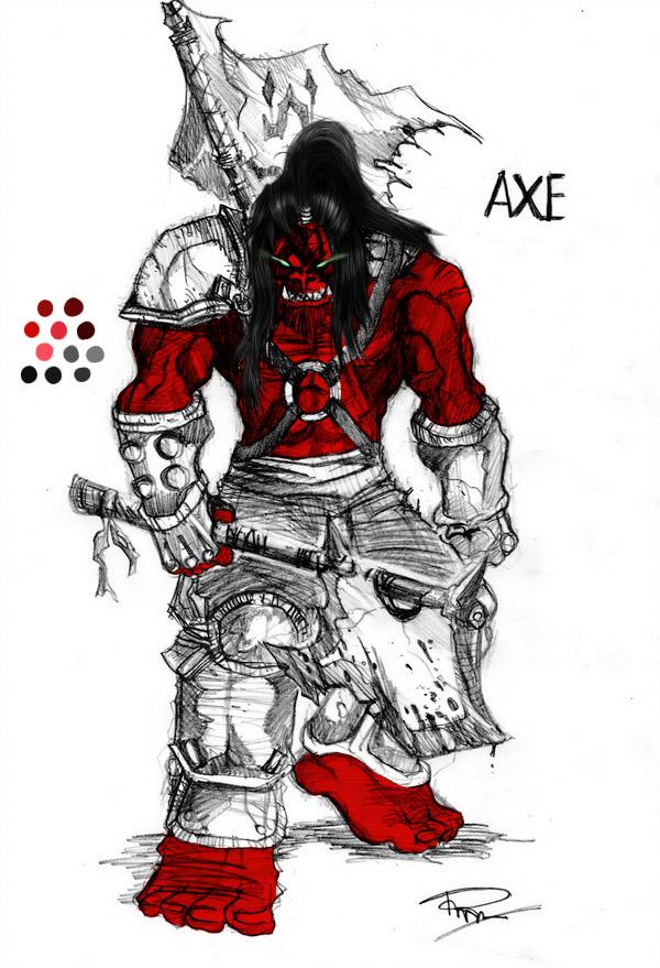 Vài nét cơ bản về game dota Mogul_Kahn_the_Axe_WIP_by_Constrictorz