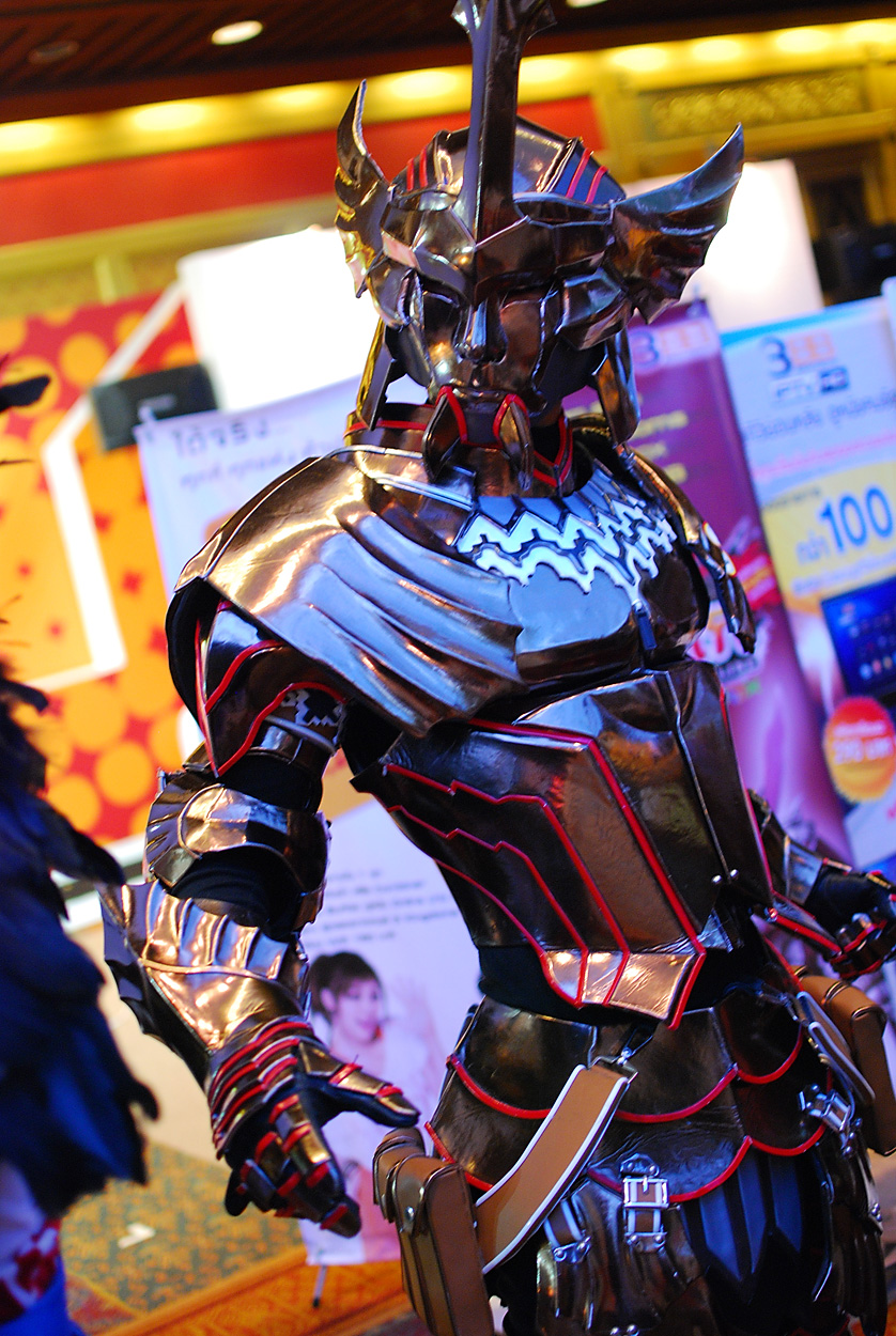 TGS 2011 - MH Cosplay by Constrictorz