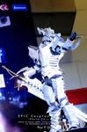 Vindictus Everlasting Dragon Set Cosplay by Constrictorz