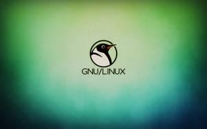 Simple GNU/Linux Wallpaper