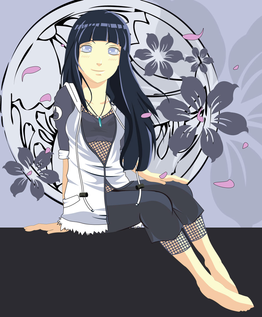 Hinata by DrYaDdEsIgN