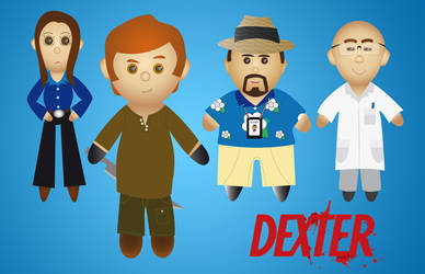 Dexter Dolls by jb155