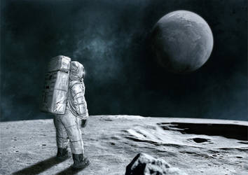 Quand la terre devint lune by jb155