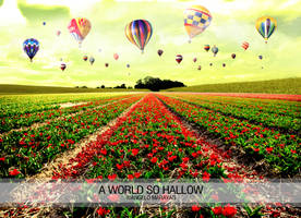 a world so hallow. by bOoee
