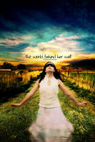 The World Behind her Wall by bOoee