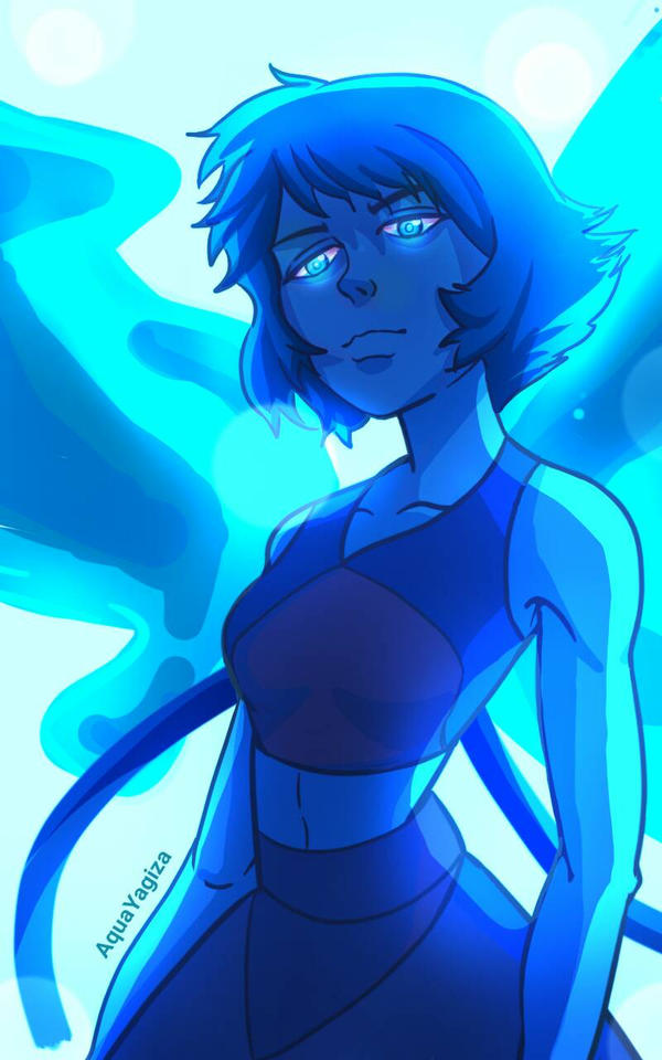 Badass lazuli coming through 😂 ©Cartoon Network ©Rebecca Sugar