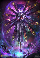 SD G Generation Gundam GGV-000 Barbatos