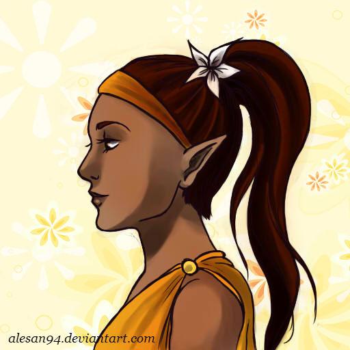 AT 1: Spring Princess by alesan94