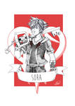 Sora - Black and Red