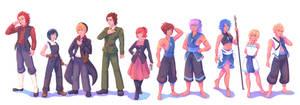 Kingdom Hearts Atlantis AU