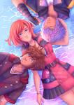 Destiny Trio - On the Waves