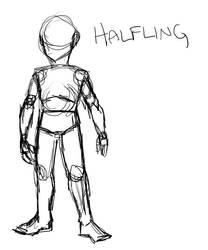 halfling by skillskillskill