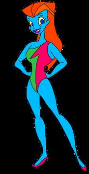 Mira Nova (Swimsuit)