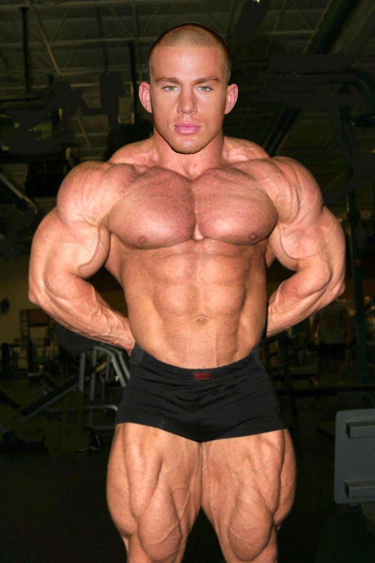 muscle Teen morphs male