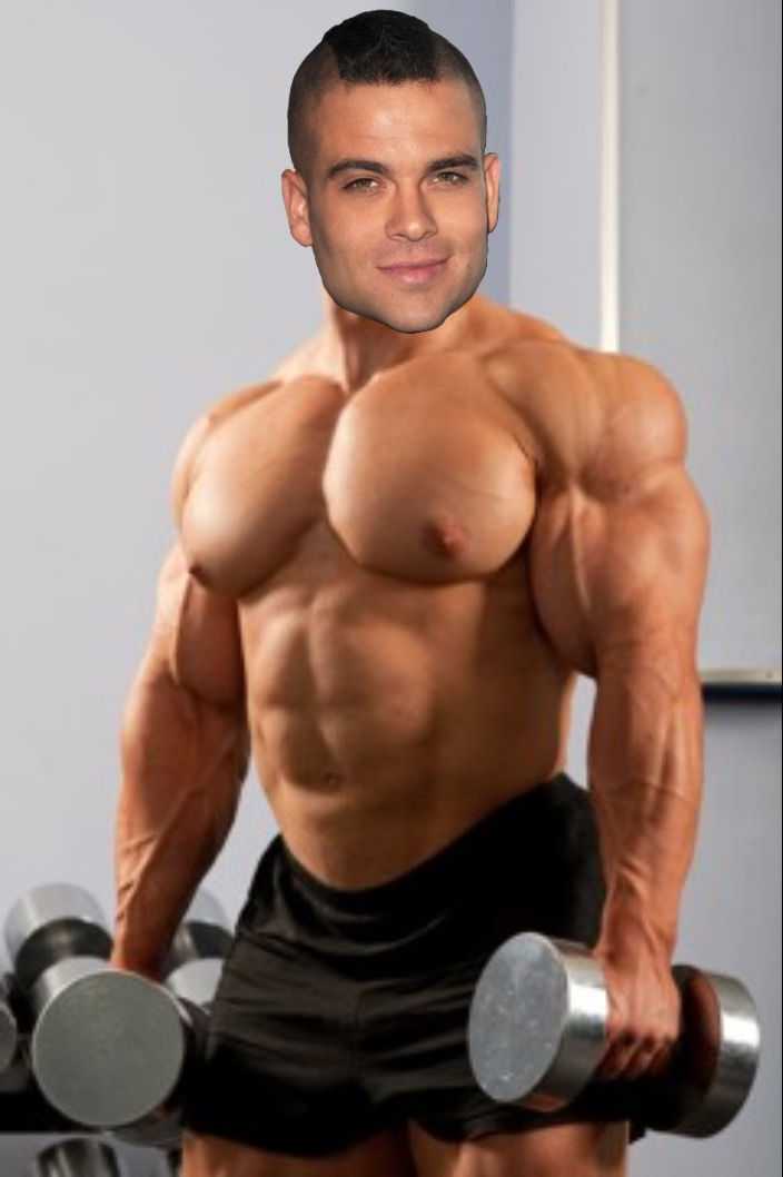 muscular pezón