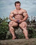 Muscle Morph: Ryan Reynolds 2