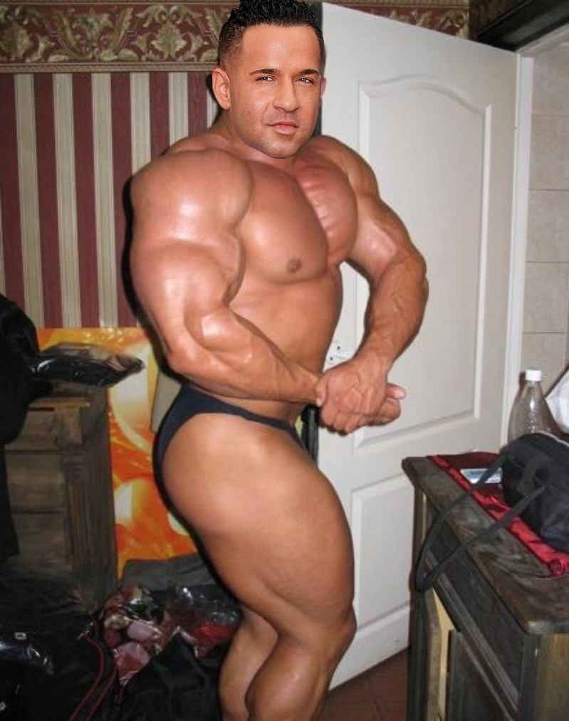 Muscle Morph Mike The Situation 2 By Doryfan1