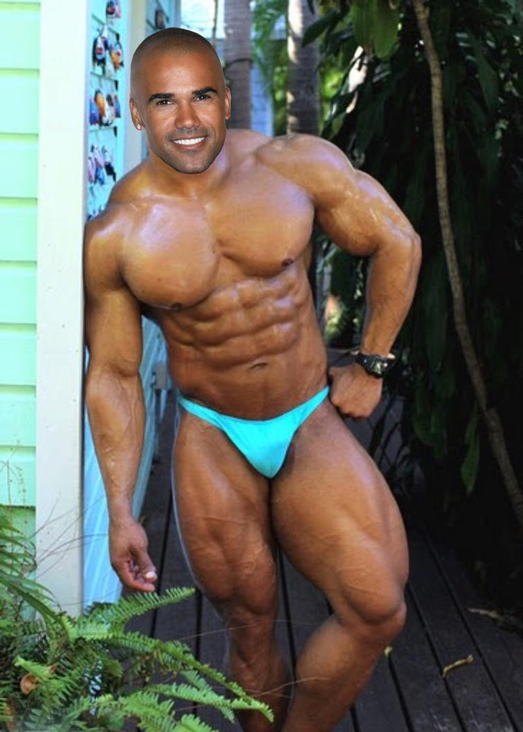 Not simple shemar moore nude can