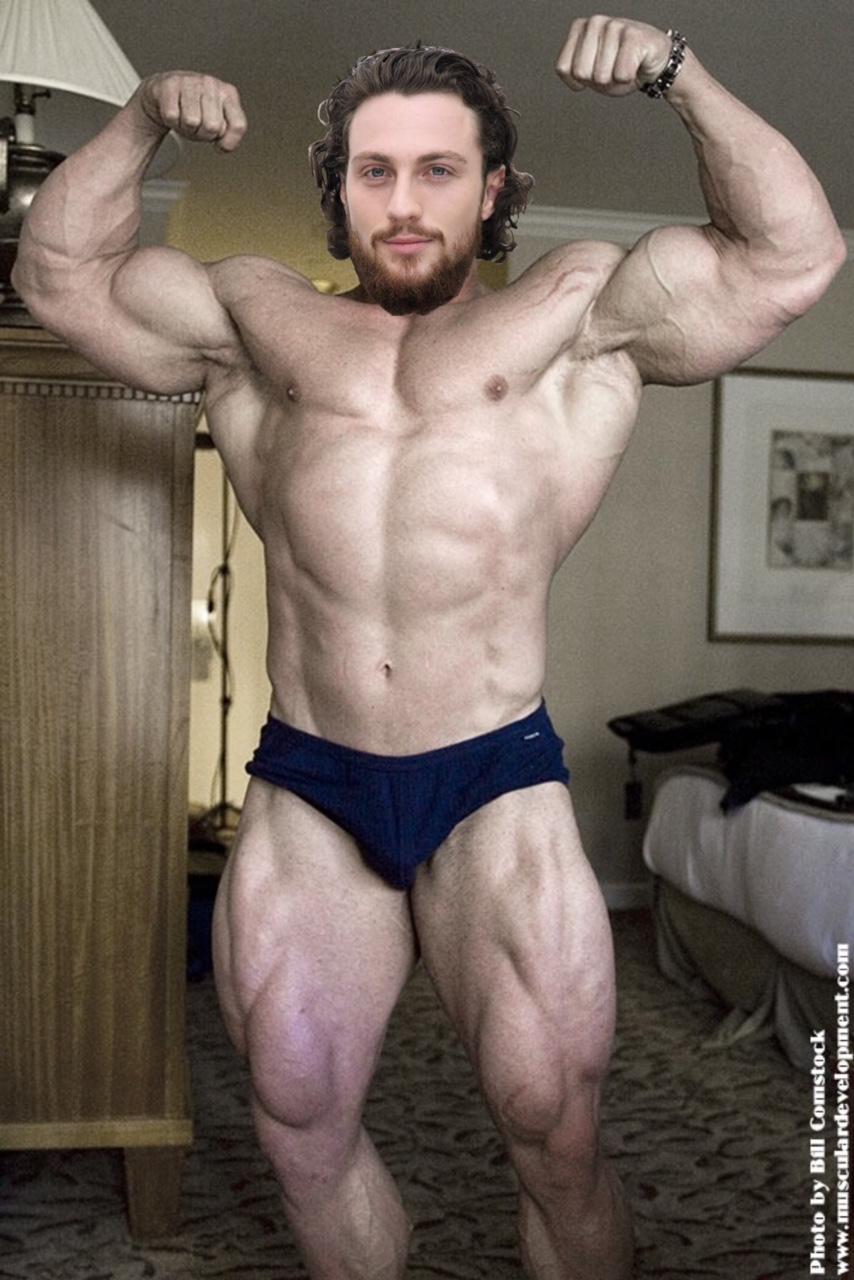 muscle bbw