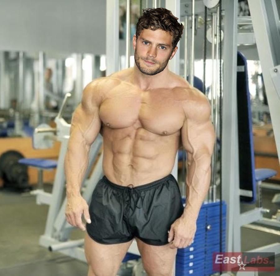 Muscle Morph: Jamie Dornan 5 By Doryfan1 On DeviantArt
