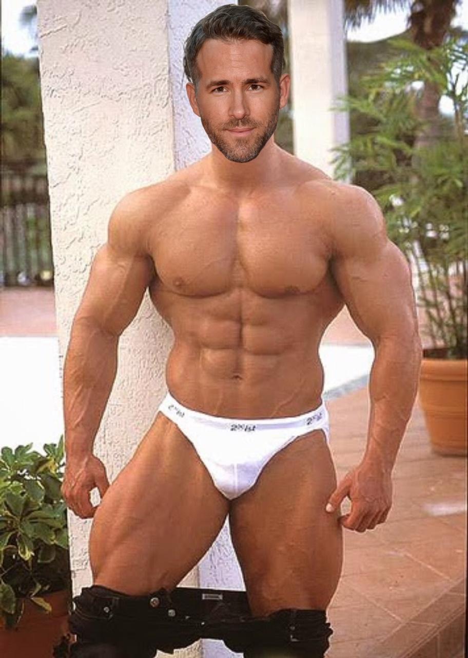 Redesse: ryan reynolds bodybuilding