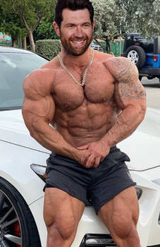 Muscle Morph: Billy Eichner 2